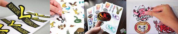 Mẫu nhãn Sticker đẹp 3