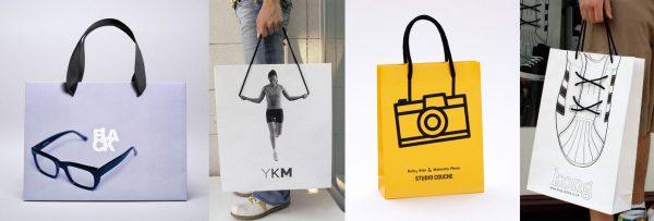 In túi giấy thời trang giá rẻ tại TP.HCM