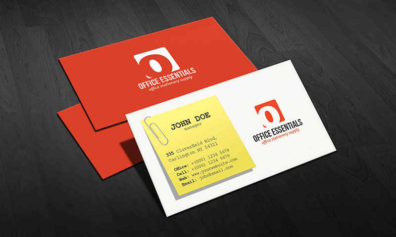 ST00003-Office-Stationery-Business-Card-Template-Design