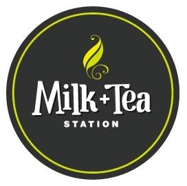 Mẫu tem decal trà sữa