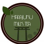 Mẫu tem nhãn dán ly trà sữa