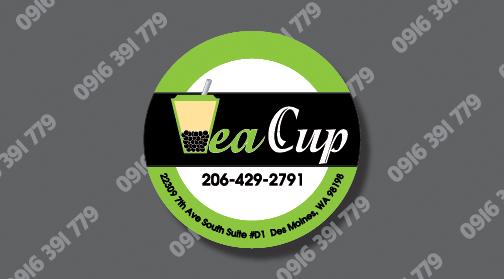 Tem trong Tea Cup