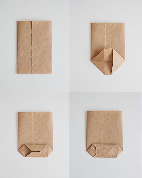 Một số lưu ý trước khi tiến hành cách làm túi giấy handmade