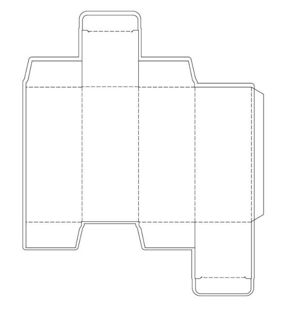 Tạo phác thảo hình hộp chữ nhật