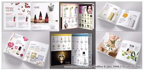 Cần trau chuốt hình ảnh trong catalogue