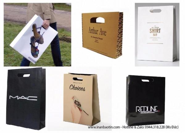 Thiết kế túi giấy như thế nào vừa đúng chuẩn vừa gây được ấn tượng với khách hàng