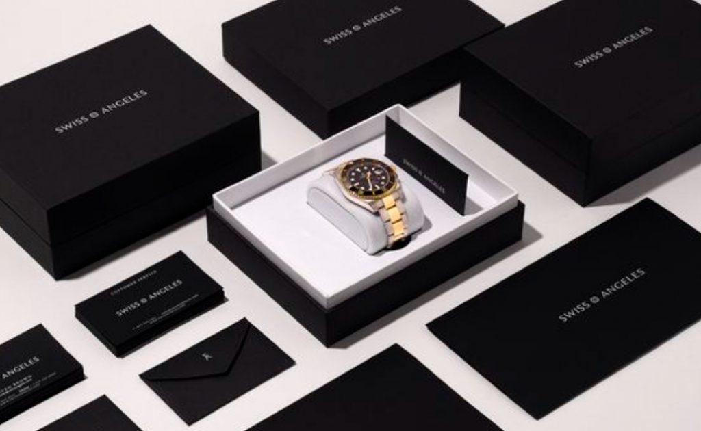In hộp cứng đựng đồng hồ giá rẻ